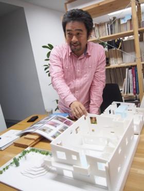 石嶋設計室代表の石嶋寿和さん