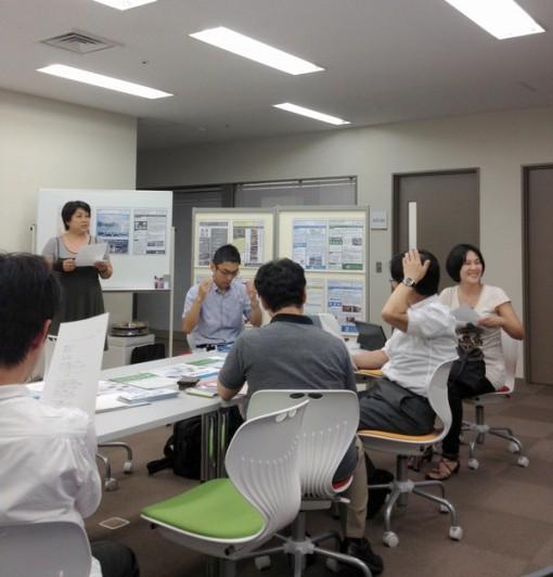 「ソーシャルインキュベーションオフィス・SUMIDA」 第1回交流会