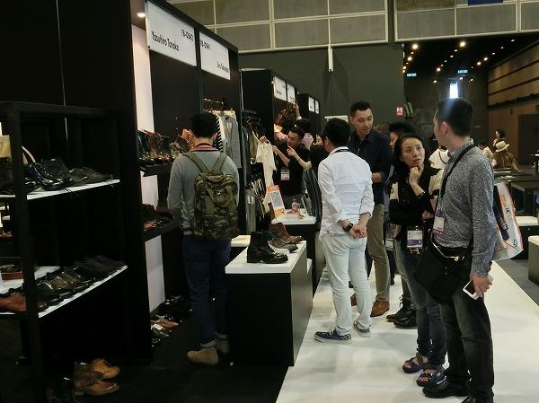 香港ファッションウィーク2014年7月展風景その2