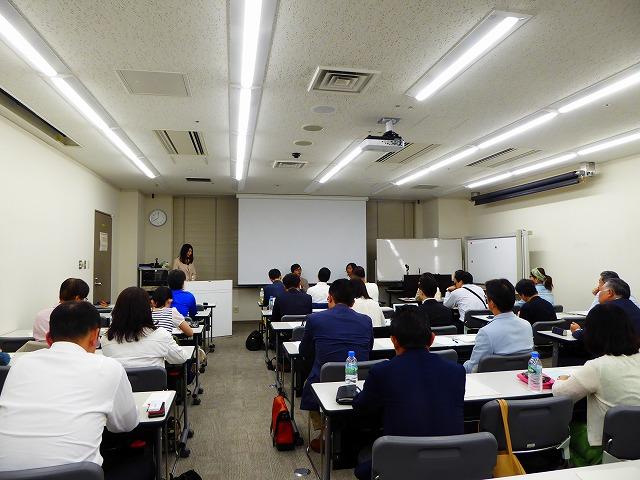 KFCオンラインショップ勉強会セミナー風景