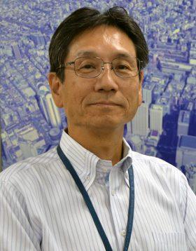前川統一郎氏顔写真